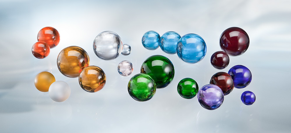 Borosilicate Glass Balls