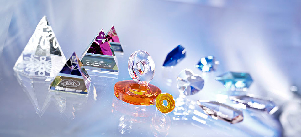 promotional items, jewelry, glass jewelry